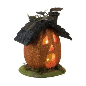 Kürbis-Lampe - Halloween