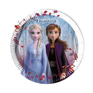 Frozen 2 - Il regno di ghiaccio: Elsa & Anna (Set di 8)