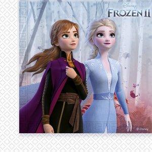 Frozen 2 - Il regno di ghiaccio: Elsa & Anna (Set di 20)