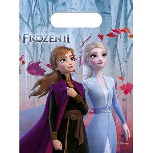 Frozen 2 - La Reine des neiges: Elsa & Anna (6 Pièces)