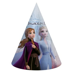 Frozen 2 - Il regno di ghiaccio: Elsa & Anna (6 Pezzi)