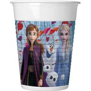 Frozen 2 - Il regno di ghiaccio: Elsa & Anna (8 Pezzi)