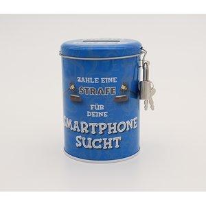 Caisse dépendance aux smartphones *allemand*