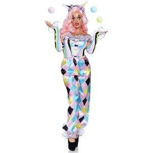 Pariser Clown - Harlekin