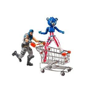 Fortnite: Shopping Cart Pack War Paint & Fireworks Team Leader