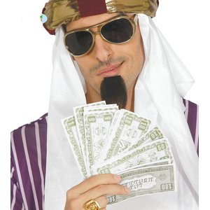 Falschgeld - 75 Geldscheine
