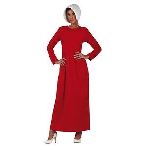 Mittelalterliche rote Magd - Dienstmädchen