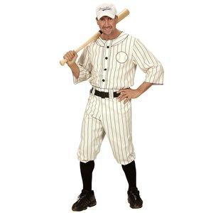 Joueur de Baseball Américain