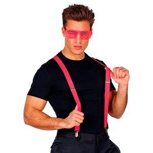 Années 80 - UV rose fluo