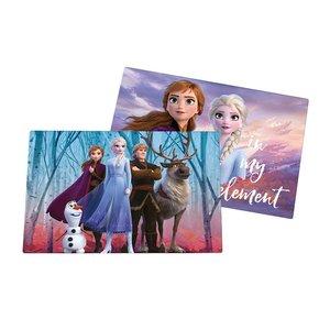 Frozen - Il regno di ghiaccio 2: Characters (2 Pezzi)