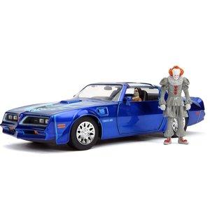 Stephen Kings Es: Pontiac Firebird mit Figur 1/24
