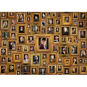 Harry Potter: Portraits (1000 pezzi)