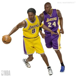 NBA Collection - Real Masterpiece: Kobe Bryant 1/6