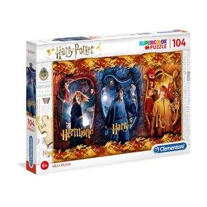 Harry Potter: Harry, Ron & Hermine (104 pezzi)