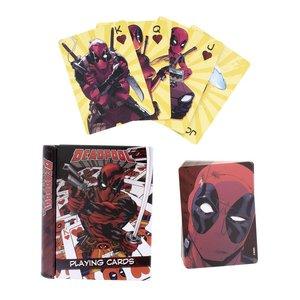 Deadpool: Spielkarten - 54er Blatt
