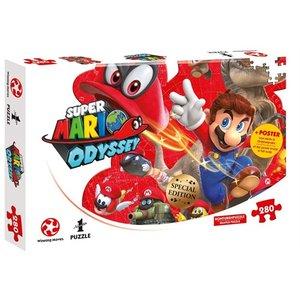 Super Mario - Odyssey: Mario & Cappy (500 Teile)