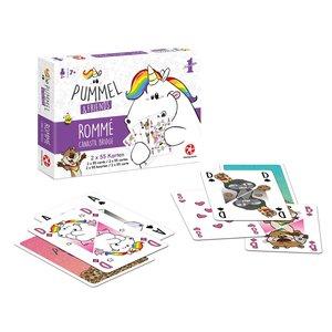 Pummeleinhorn: Spielkarten Set - 2x 55 Karten