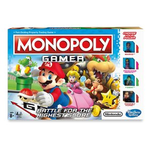 Nintendo: Monopoly Gamer Mario - EN Version