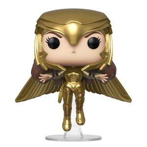 POP! - Wonder Woman 1984: Wonder Woman Gold Flying