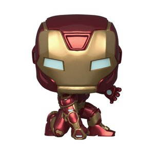 POP! - Marvel's Avengers: Iron Man (2020 Video Game)