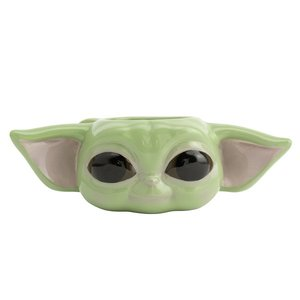 Star Wars - The Mandalorian: Baby Yoda 3D