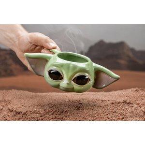 Star Wars - The Mandalorian: Baby Yoda 3D