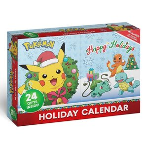 Pokémon: Adventskalender Holiday
