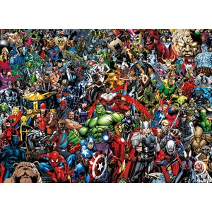 Marvel: 80th Anniversary - Characters (1000 Teile)