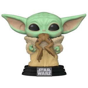 POP! - Star Wars - The Mandalorian: The Child with Frog