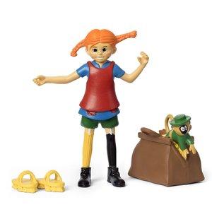 Pippi Langstrumpf: Pippi Langstrumpf - 4-teilig
