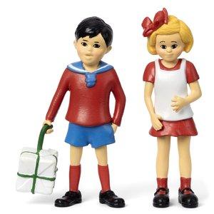 Pippi Langstrumpf: Tommy & Annika Set - 3-teilig