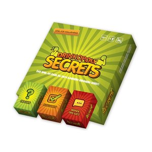 Drinkopoly Secrets - Allemand