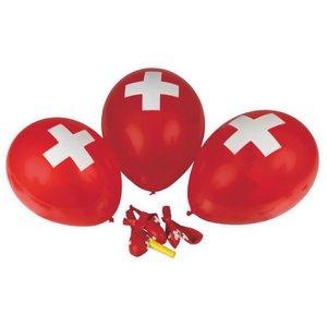 Croce Svizzera - Primo agosto 8 Pezzi