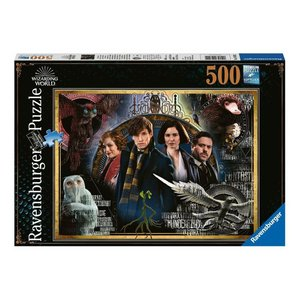 Animali fantastici: I crimini di Grindelwald (500 pezzi)