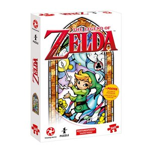 The Legend of Zelda: Link Wind Waker (360 pezzi)