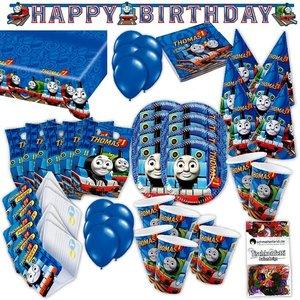 Thomas die Lokomotive: Geburtstags-Box für 6 Kinder