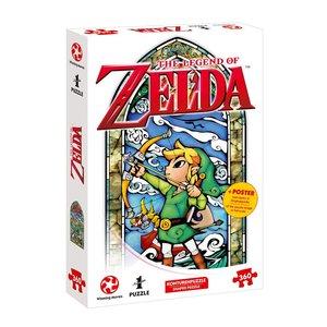 The Legend of Zelda: Link Hero's Bow (360 pezzi)