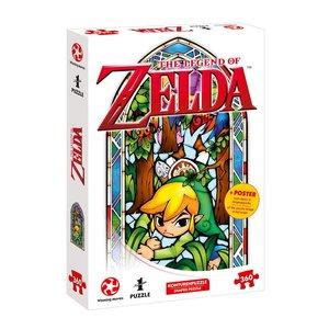 The Legend of Zelda: Link Boomerang (360 pezzi)
