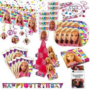 Barbie: Box per il compleanno per 8 bambini