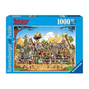 Asterix e Obelix: Foto di famiglia (1000 pezzi)