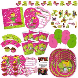 Bibi Blocksberg: Geburtstags-Box für 6 Kinder