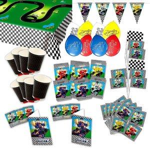 Formel 1: Geburtstags-Box für 8 Kinder