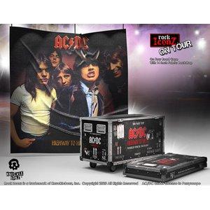 AC/DC - Rock Iconz: Highway to Hell Road Case & Bühnenhintergrund