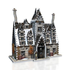 Harry Potter: I Tre Manici di Scopa (Hogsmeade) 3D (395 pezzi)