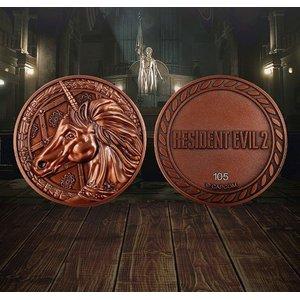 Resident Evil 2: Unicorn Medaillon 1/1