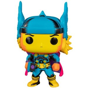 POP! - Marvel - Black Light: Thor