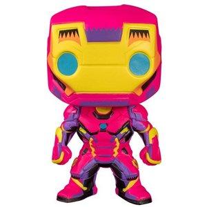 POP! - Marvel - Black Light: Iron Man