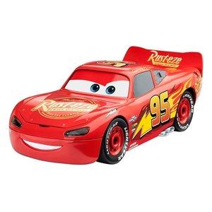 Cars - Junior Kit: Lightning McQueen - mit Sound und Licht 1/20