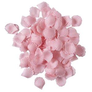 Rosa Blüten / Rosenblätter - 150 Stück