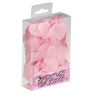 Fleurs rosé / pétales de roses - 150 pièces